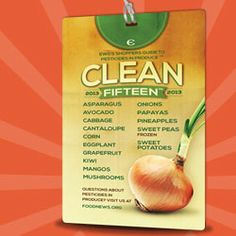 Summary | EWG's 2013 Shopper's Guide to Pesticides in Produce™