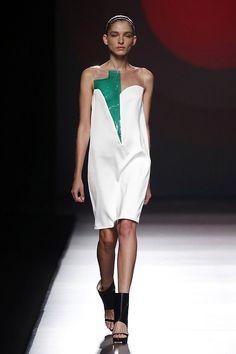 Fashion Week Madrid Primavera - verano 2017 Amaya Arzuaga