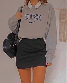 Adrette Outfits, Indie Outfits, Teen Fashion Outfits, Retro Outfits, Cute Casual Outfits, Look Fashion, Stylish Outfits, Vintage Outfits, Indie Clothes