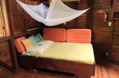 tree house lodge beach house second bed   - Costa Rica