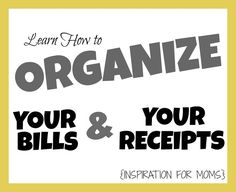 I like to be organized in almost every aspect of my life. I would love to tell you that my finances have always been at the top of my priority list in being organized. But that would be a lie. I can organize my cooking spices but not my money? (insert rolling of the eyes …