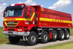 Iveco Trakker 10x8/4*2 '2007–12