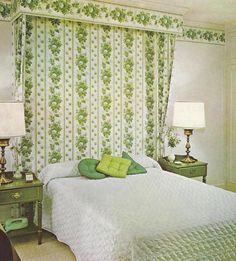 Vintage Bedrooms 1965