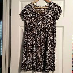 Nwt Mossimo Safari Print Dress Sz Small