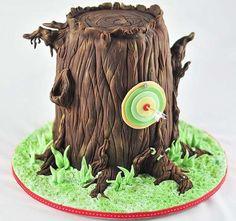 Fiesta temática Robin Hood: tu casa, como un bosque...