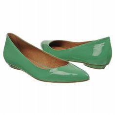 e9b262e5007 Emerald  Patent-leather flats from Corso Como. Patent Shoes