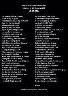 gedicht van een moeder