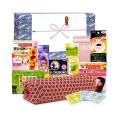 Gift Hamper Japanese Relaxation Set