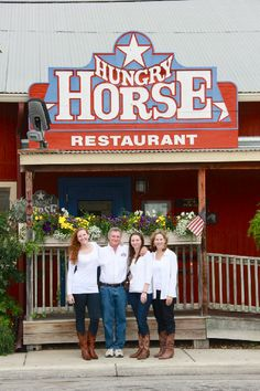 Hungry Horse Boerne, TX