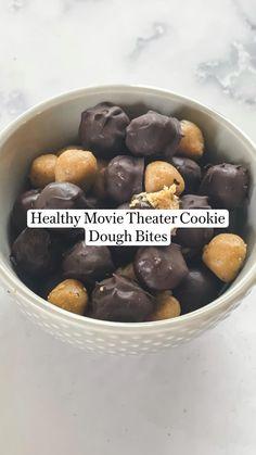 Healthy Dessert Recipes, Vegan Desserts, Healthy Desserts, Vegan Recipes, Healthy Sweet Snacks, Snacks Recipes, Healthy Food, Fun Baking Recipes, Cooking Recipes