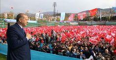 """Erdogan wütet: """"Die Zukunft Europas werden unsere fünf Millionen Brüder formen"""" - Video"""