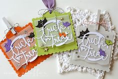 Pickled Paper Designs: Halloween Inspirations