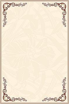 Holy matrimony Order of service Flower Background Wallpaper, Framed Wallpaper, Frame Background, Beige Background, Flower Backgrounds, Paper Background, Frame Border Design, Boarder Designs, Page Borders Design