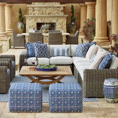 When you plan to invest in patio furniture you want to find some that speaks to you and that will last for awhile. Although teak patio furniture may be expensive its innate weather resistant qualit… Best Outdoor Furniture, Patio Furniture Sets, Furniture Layout, Rustic Furniture, Garden Furniture, Home Furniture, Antique Furniture, Modern Furniture, Furniture Design