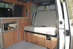 Image result for minivan camper conversion rock and roll bed