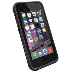 LifeProof iPhone 6 Case - Fre Series - perfect for adventure traveler or who loves the outdoors - but doesn't want to leave phone home