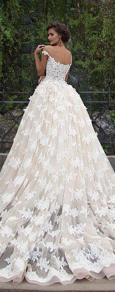 Milla Nova 2016 Bridal Collection - Barbara 3