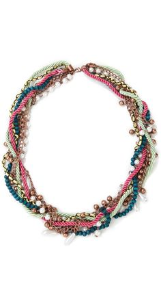 Another easy-peasy-to-make-yourself-necklace to get inspired by.
