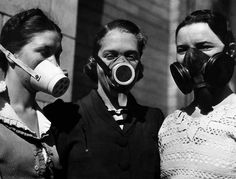 July 24, 1935 – The Dust Bowl heat wave reaches its peak, sending temperatures to 109°F (43°C) in Chicago, Illinois and 104°F (40°C) in Milwaukee, Wisconsin above - Dust Masks Worn During the Dust Bowl, 1936