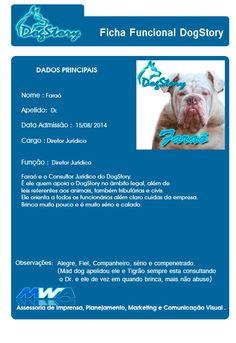 Mais um da matilha DogStory o Dr. nosso consultor jurídico #vempramatilha #dogstorybr