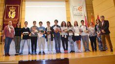 Cuatro alumnos de Ciudad Real, uno de Puertollano y otro de Almagro representarán a la provincia en la prueba regional de la Olimpiada Matemática - 09/05/2018 Provincia | Diario La Comarca de Puertollano