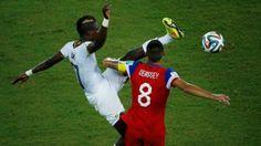 De gol relâmpago a nocaute, as melhores fotos de Gana x EUA - 11 (© Reuters)