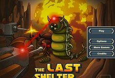 The Last Shelter  Miniclip Humanity's greatest hope for survival is a planet filled to the brim with vicious aliens. How typical!Play the best games in Miniclip.vg