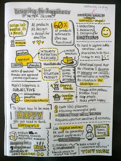 A Designers Enlightening Notes (on Happiness, etc) http://www.mymodernmet.com/profiles/blogs/a-designers-enlightening-notes