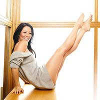 How Lucy Liu found the workout that works for her