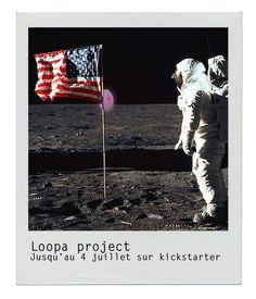 La lune aussi a besoin de mémoire - A small step for egg a giant leap for mankind