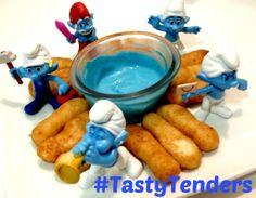 Smurfs and #TastyTenders #shop #cbias http://goingcrazywannago.com/2013/12/family-movie-night-smurfs-2