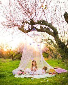 Peach tea party princess photograph Princess by fairyography (thanks @Faeuxa926 )