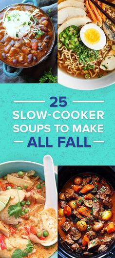 25 Cozy Slow-Cooker