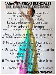 Características esenciales del Danzora Cristiano