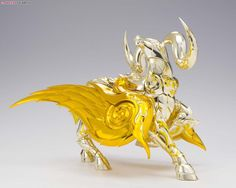[Close] Saint Cloth Myth EX Aries Mu (God Cloth) w/Special Gift for First Release (PVC Figure) Item picture4