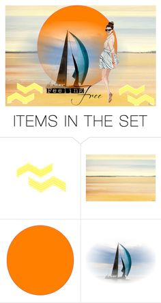 """""""Feeling free"""" by stefania-federici ❤ liked on Polyvore featuring art"""