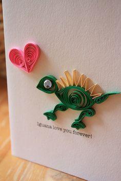 Iguana love you forever!