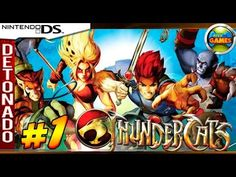 ThunderCats NDS Walkthrough Part 1