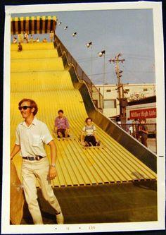 Vintage color snapshot via joshuafountain