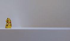 """Gatochino @Guggenheim Bilbao XHBTN  """"half full half empty series #1"""""""