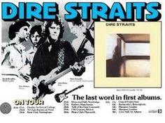 ダイアー・ストレイツ、なかなか成功しなかったデビューの頃