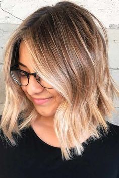 Blonde Ombre Hair and Best Color Ideas for This Season ★ See more:  http://eroticwadewisdom.tumblr.com/post/157383021322/vintage-short-hairstyles-for-women-short
