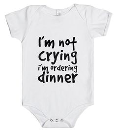 0225ea67fab9 65 Best baby shirtswith cute sayings images   Baby overalls, Onesies ...