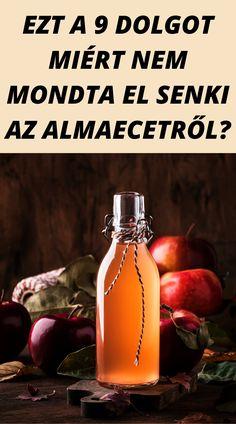 Apple Cider Vinegar For Hair, Apple Cider Vinegar Benefits, Healthy Detox, Healthy Drinks, Vinegar For Health, Apple Health Benefits, Food For Digestion, Vinegar And Water, Lemon Water