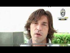 Andrea Pirlo - wywiad (napisy PL) SoloJuve.com