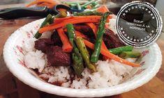 Boeuf terriyaki à la mijoteuse (tellement simple!) Terriyaki Beef, Sauce, Beef Recipes, Yummy Recipes, Crockpot, Slow Cooker, Yummy Food, Asian, Chicken