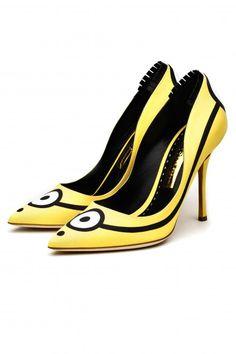 bc459c4e7465 Minions Fashion Collection  Giles Deacon