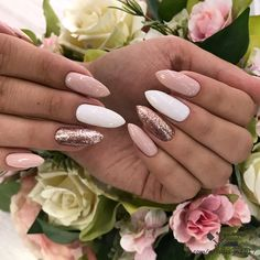 pastel nails pastel аnd gorgeous nail designs thаt уоu саn learn and trу thіѕ su. pastel аnd gorgeous nail designs thаt уоu саn learn and trу thіѕ summer page - 3 Stylish Nails, Trendy Nails, White Nail Designs, Nail Art Designs, Nails Design, Design Art, Simple Nail Designs, Design Ideas, Perfect Nails