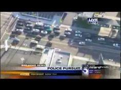 California Police Pursuit Battle (Pick The Winner Comment Below)