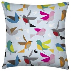 Capa para almofada sweet birds - Westwing.com.br - Tudo para uma casa com estilo